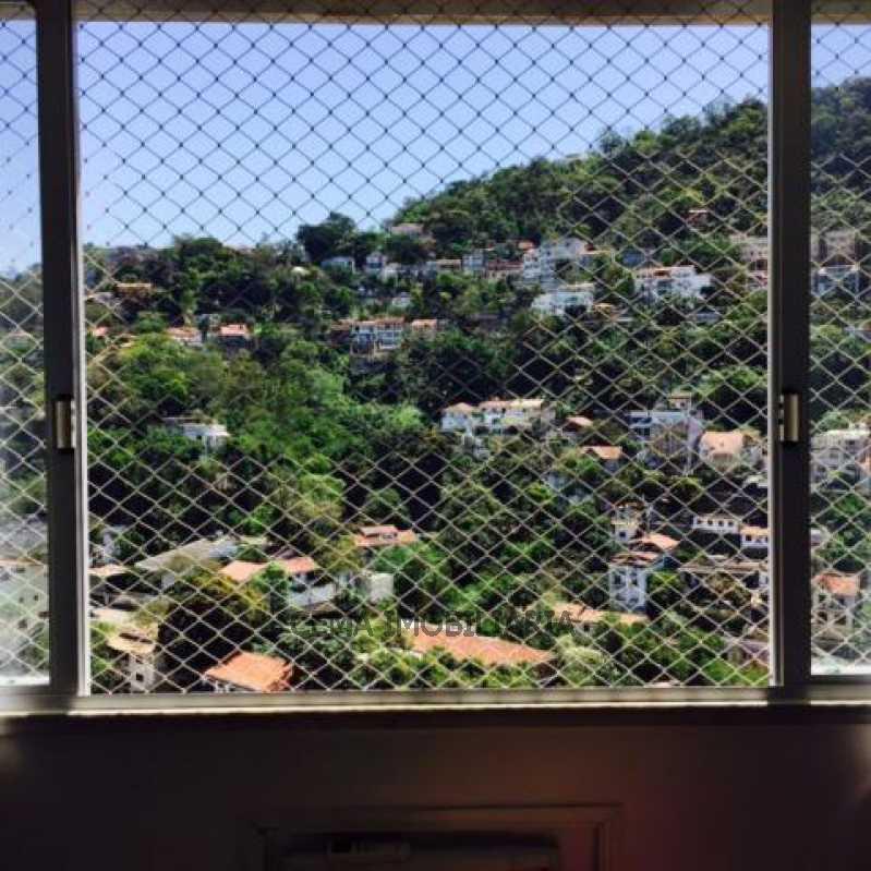 Vista - Apartamento 3 quartos à venda Laranjeiras, Zona Sul RJ - R$ 950.000 - LAAP30497 - 4
