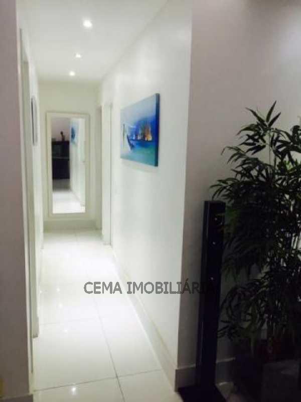 Circulação - Apartamento À Venda - Laranjeiras - Rio de Janeiro - RJ - LAAP30497 - 10
