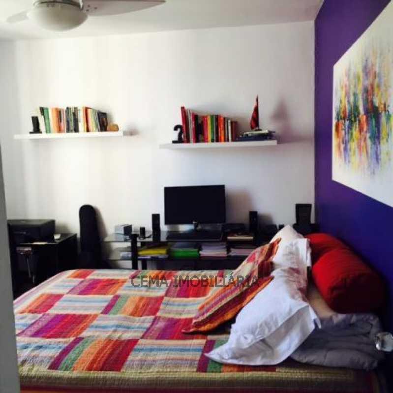 Quarto 1 - Apartamento À Venda - Laranjeiras - Rio de Janeiro - RJ - LAAP30497 - 12