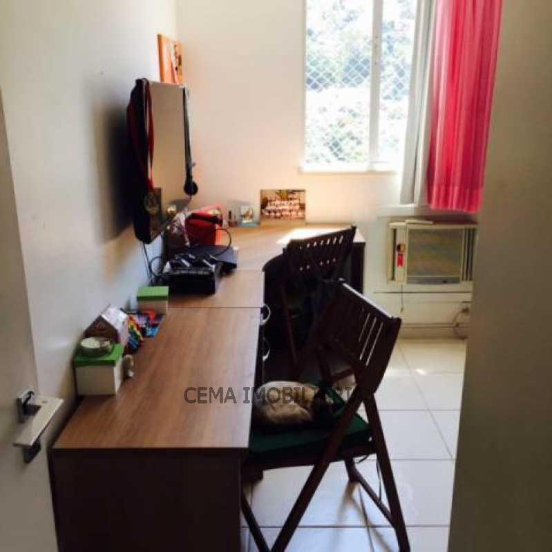 Quarto 2 - Apartamento 3 quartos à venda Laranjeiras, Zona Sul RJ - R$ 950.000 - LAAP30497 - 15