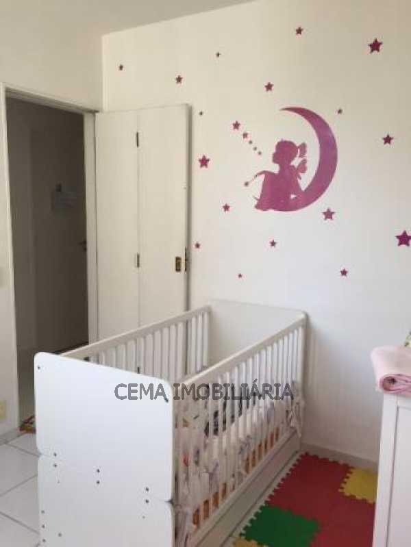 Quarto ang 1 - Apartamento À Venda - Laranjeiras - Rio de Janeiro - RJ - LAAP30497 - 19