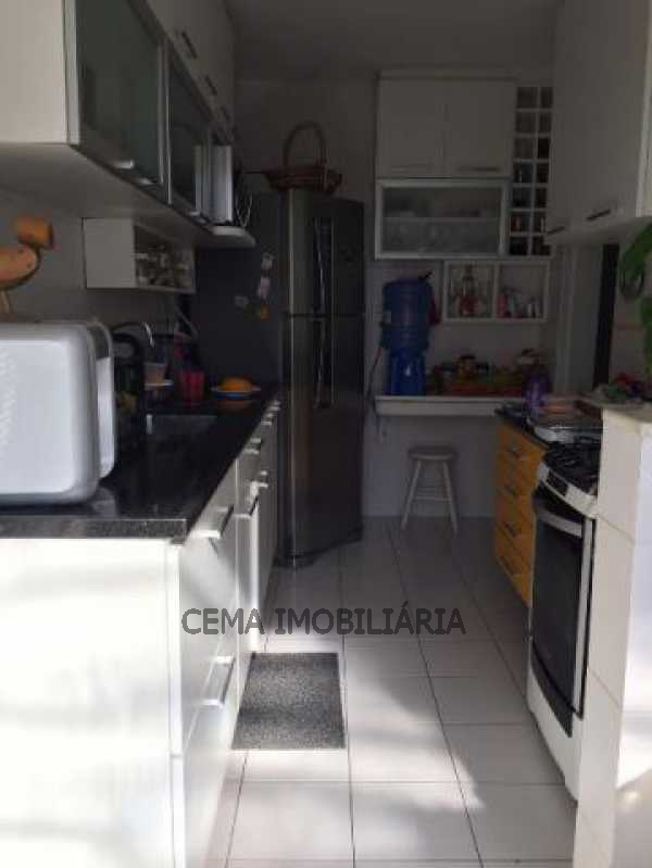 Cozinha - Apartamento À Venda - Laranjeiras - Rio de Janeiro - RJ - LAAP30497 - 21