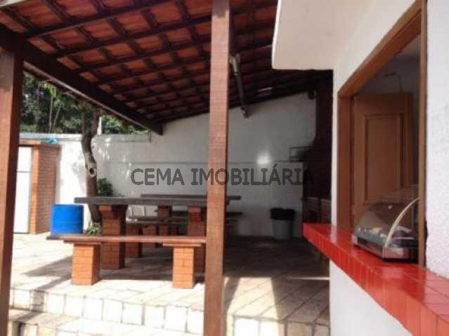 Churrasqueira - Apartamento À Venda - Laranjeiras - Rio de Janeiro - RJ - LAAP30497 - 17