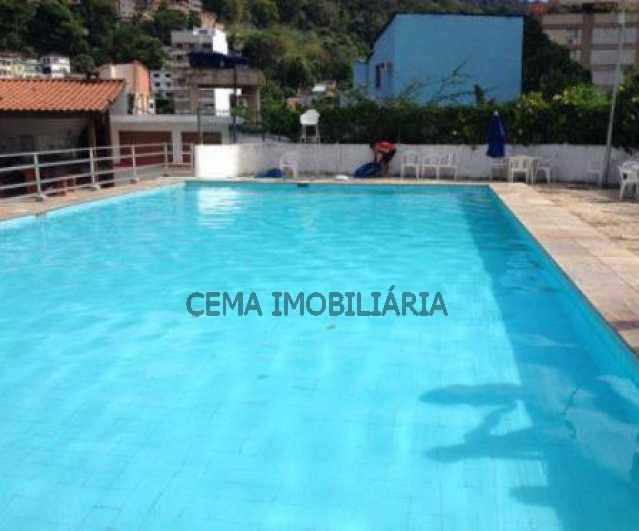 Piscina - Apartamento 3 quartos à venda Laranjeiras, Zona Sul RJ - R$ 950.000 - LAAP30497 - 3