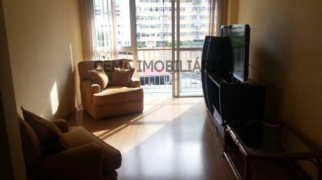sala - Apartamento À Venda - Botafogo - Rio de Janeiro - RJ - LAAP10384 - 1