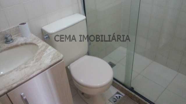 banheiro - Apartamento À Venda - Botafogo - Rio de Janeiro - RJ - LAAP10384 - 10