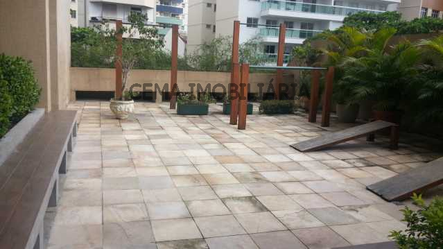 área comum - Apartamento À Venda - Botafogo - Rio de Janeiro - RJ - LAAP10384 - 15