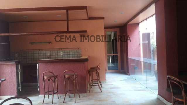 salão de festas - Apartamento À Venda - Botafogo - Rio de Janeiro - RJ - LAAP10384 - 16