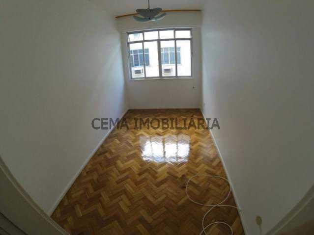 QUARTO 1 - Apartamento À Venda - Botafogo - Rio de Janeiro - RJ - LAAP30518 - 1