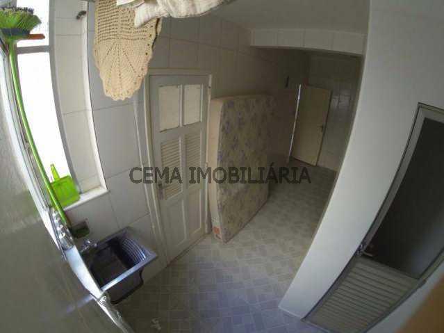 AREA DE SERVICO - Apartamento À Venda - Botafogo - Rio de Janeiro - RJ - LAAP30518 - 9