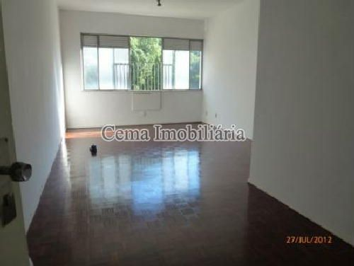 APARTAMENTO BOTAFOGO - Apartamento À Venda - Botafogo - Rio de Janeiro - RJ - LA32660 - 1