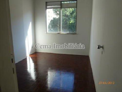QUARTO 1 - Apartamento À Venda - Botafogo - Rio de Janeiro - RJ - LA32660 - 3
