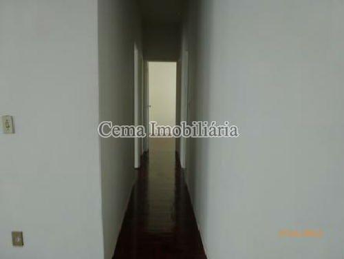 CIRCULAÇÃO - Apartamento À Venda - Botafogo - Rio de Janeiro - RJ - LA32660 - 6