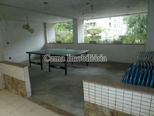 SALÃO DE JOGOS - Apartamento À Venda - Botafogo - Rio de Janeiro - RJ - LA32660 - 13