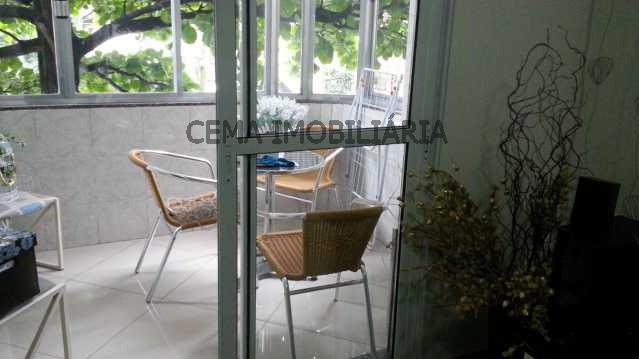 varanda - Apartamento À Venda - Laranjeiras - Rio de Janeiro - RJ - LAAP20728 - 3
