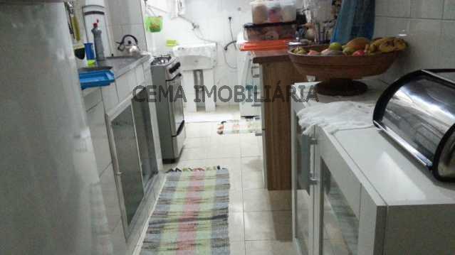 cozinha - Apartamento À Venda - Laranjeiras - Rio de Janeiro - RJ - LAAP20728 - 9