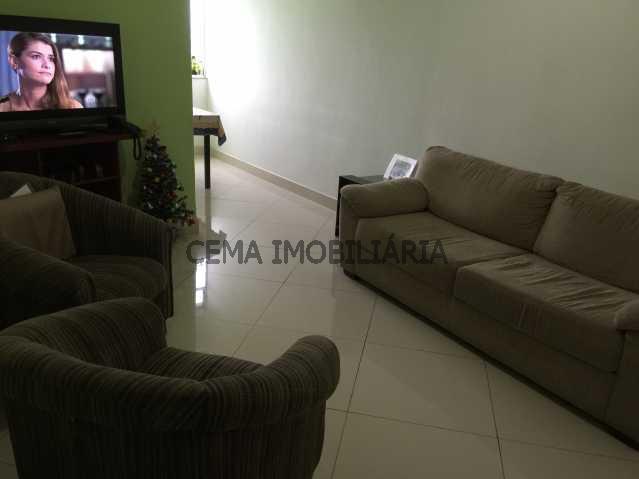 1 - Sala - Apartamento 2 quartos à venda Leblon, Zona Sul RJ - R$ 1.649.000 - LAAP20736 - 1