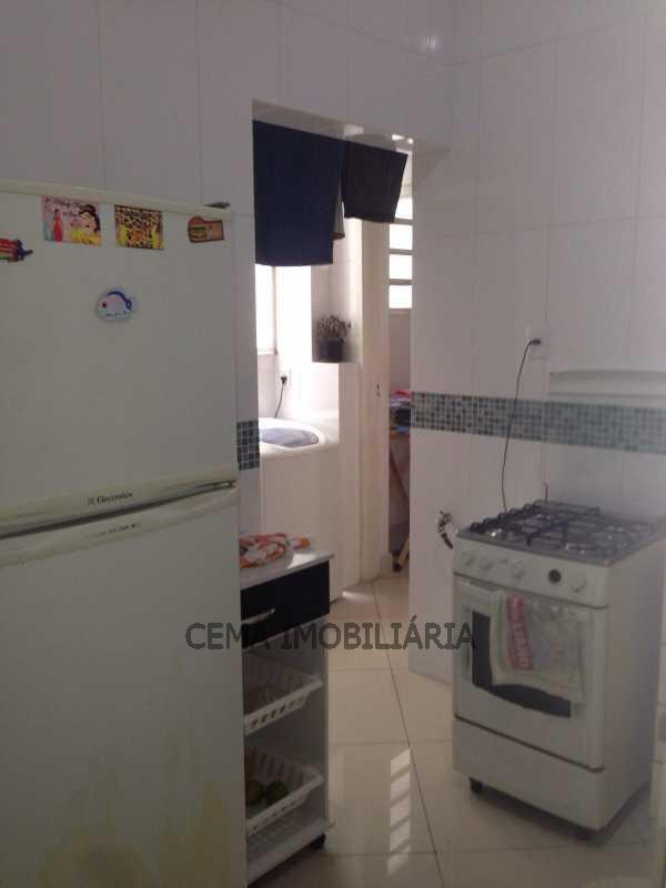 cozinha - Apartamento 2 quartos à venda Leblon, Zona Sul RJ - R$ 1.649.000 - LAAP20736 - 9