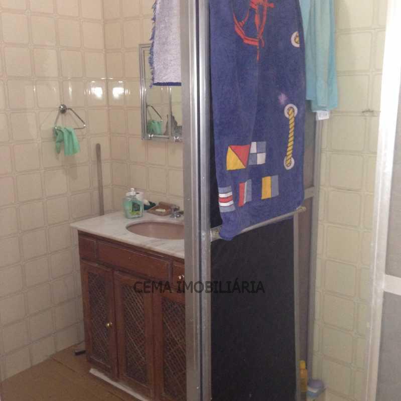 banheiro - Apartamento À Venda - Leblon - Rio de Janeiro - RJ - LAAP20736 - 13