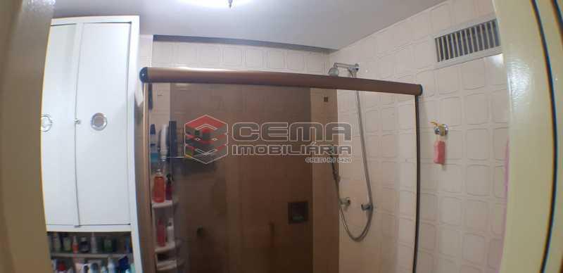 banheiro - Quarto e Sala com garagem na escritura - LAAP10459 - 14