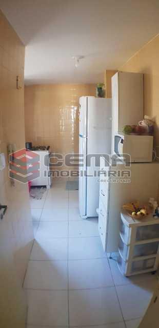 cozinha - Quarto e Sala com garagem na escritura - LAAP10459 - 11