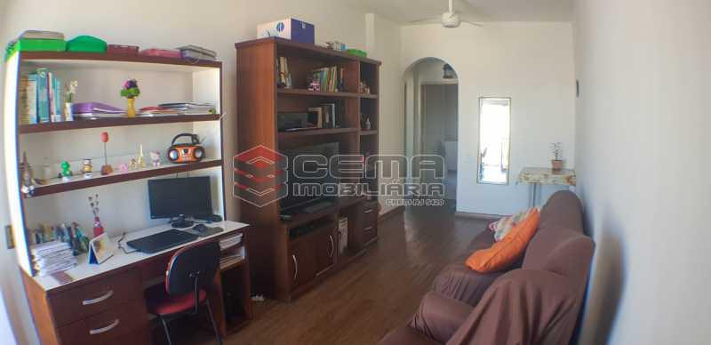 sala - Quarto e Sala com garagem na escritura - LAAP10459 - 7