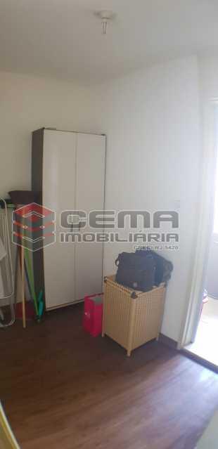 quarto empregada - Quarto e Sala com garagem na escritura - LAAP10459 - 15