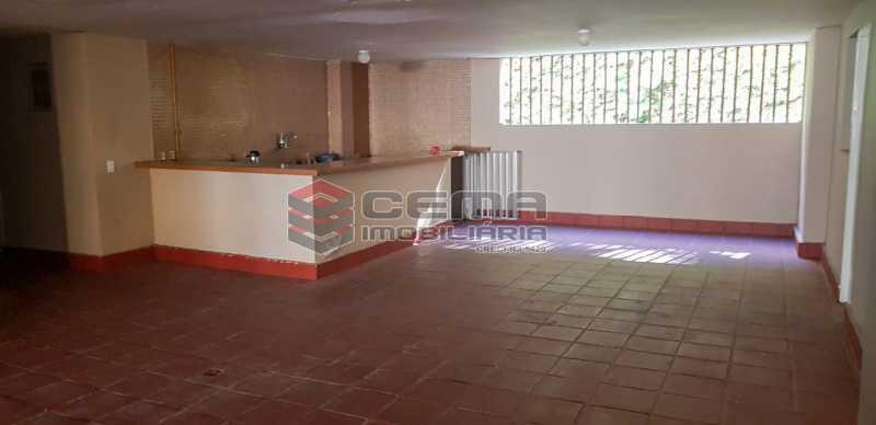 salao de festas - Quarto e Sala com garagem na escritura - LAAP10459 - 17