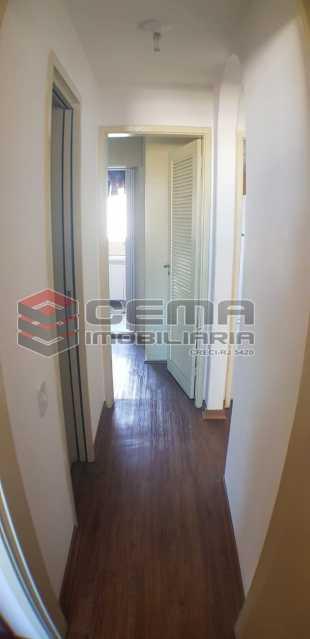 circulação - Quarto e Sala com garagem na escritura - LAAP10459 - 8