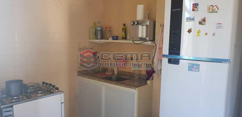 cozinha - Quarto e Sala com garagem na escritura - LAAP10459 - 12
