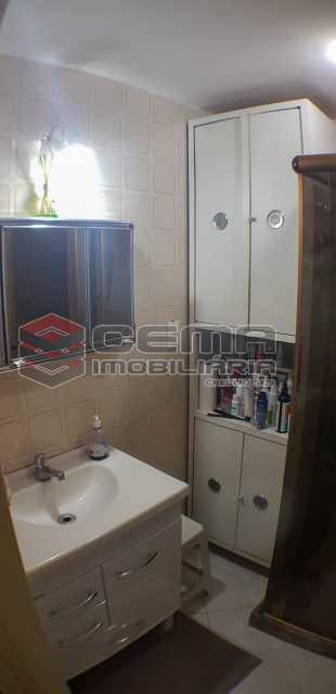 banheiro - Quarto e Sala com garagem na escritura - LAAP10459 - 13