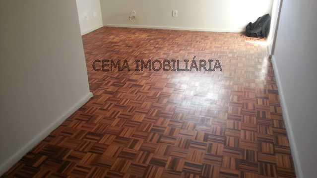 sala - Apartamento À Venda - Catete - Rio de Janeiro - RJ - LAAP20790 - 3