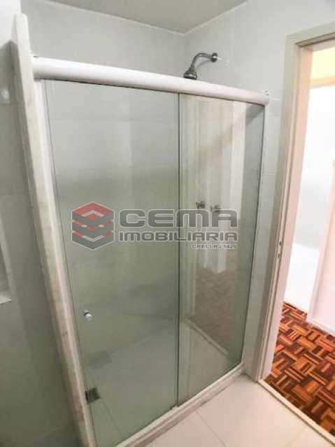 banheiro - Apartamento À Venda - Catete - Rio de Janeiro - RJ - LAAP20790 - 12