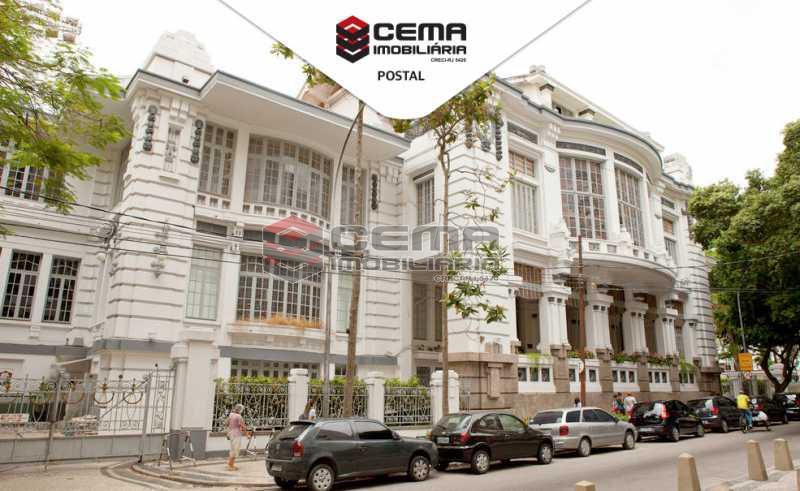 02 - Apartamento 3 Quartos À Venda Laranjeiras, Zona Sul RJ - R$ 1.140.000 - LA32947 - 21