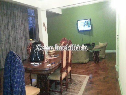SALA  ANG. 2 - Apartamento 3 Quartos À Venda Laranjeiras, Zona Sul RJ - R$ 1.140.000 - LA32947 - 5