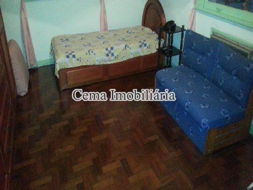 QUARTO 1 ANG. 1 - Apartamento À Venda - Laranjeiras - Rio de Janeiro - RJ - LA32947 - 9