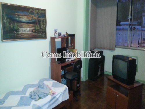 QUARTO 2 - Apartamento 3 Quartos À Venda Laranjeiras, Zona Sul RJ - R$ 1.140.000 - LA32947 - 8