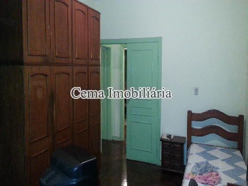 QUARTO 2 ANG. 2 - Apartamento 3 Quartos À Venda Laranjeiras, Zona Sul RJ - R$ 1.140.000 - LA32947 - 10