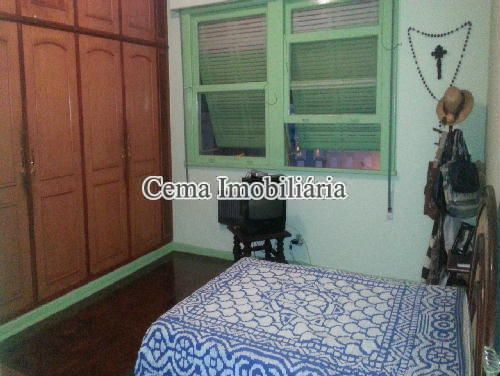 QUARTO 3 ANG. 1 - Apartamento À Venda - Laranjeiras - Rio de Janeiro - RJ - LA32947 - 8
