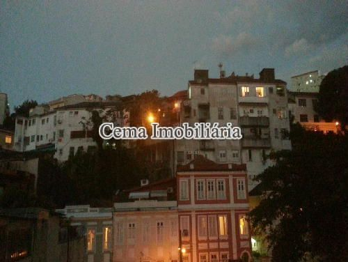 VISTA QUARTO 3 - Apartamento À Venda - Laranjeiras - Rio de Janeiro - RJ - LA32947 - 13