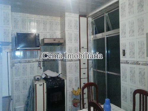 COZINHA - Apartamento 3 Quartos À Venda Laranjeiras, Zona Sul RJ - R$ 1.140.000 - LA32947 - 17