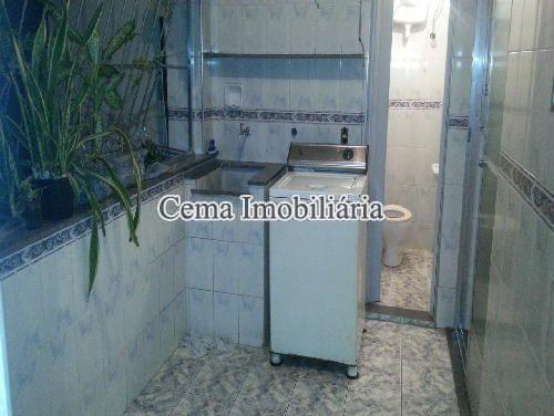 ÁREA DE SERVIÇO - Apartamento 3 Quartos À Venda Laranjeiras, Zona Sul RJ - R$ 1.140.000 - LA32947 - 19