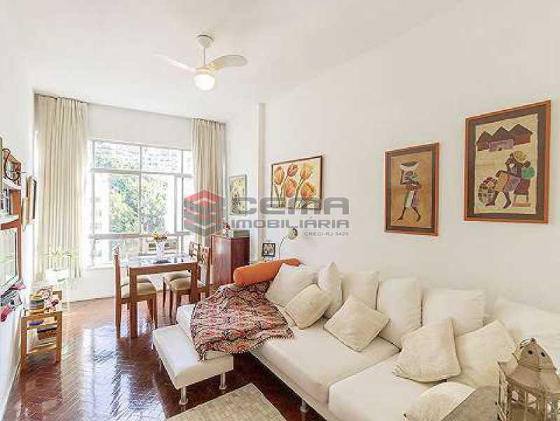 1 - Apartamento 2 quartos à venda Leme, Zona Sul RJ - R$ 780.000 - LAAP20800 - 1