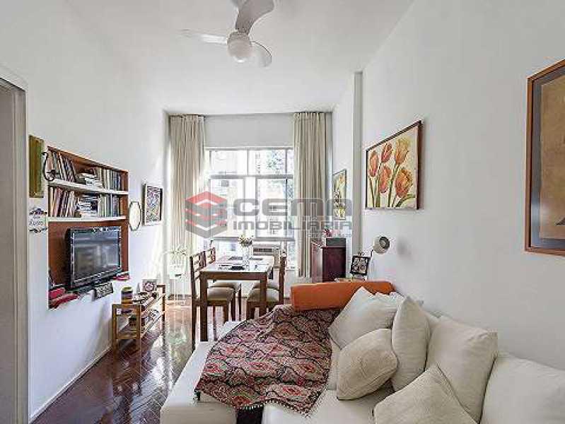 2 - Apartamento 2 quartos à venda Leme, Zona Sul RJ - R$ 780.000 - LAAP20800 - 3
