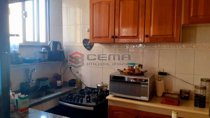 cozinha - Apartamento 1 quarto à venda Flamengo, Zona Sul RJ - R$ 435.000 - LAAP10473 - 17