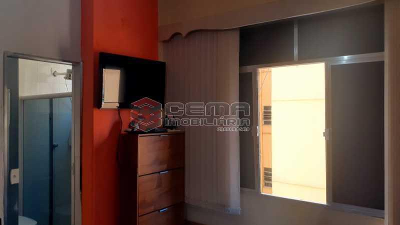 sala - Apartamento 1 quarto à venda Flamengo, Zona Sul RJ - R$ 435.000 - LAAP10473 - 6