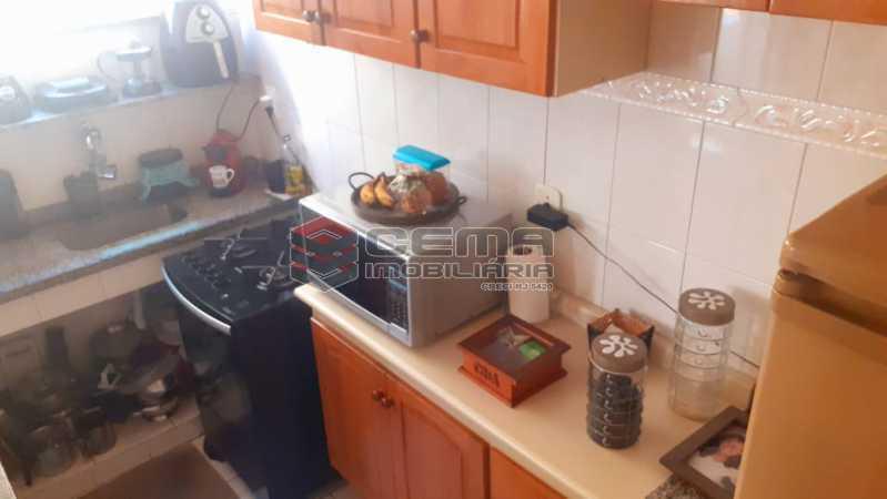 cozinha - Apartamento 1 quarto à venda Flamengo, Zona Sul RJ - R$ 435.000 - LAAP10473 - 18