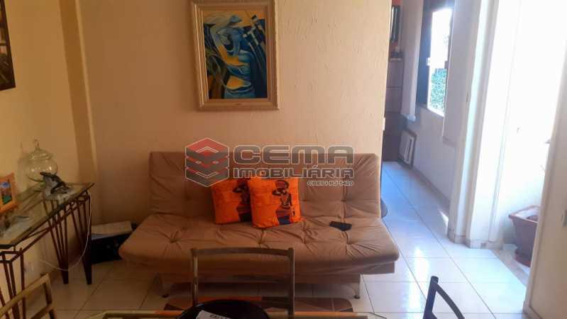 sala - Apartamento 1 quarto à venda Flamengo, Zona Sul RJ - R$ 435.000 - LAAP10473 - 4