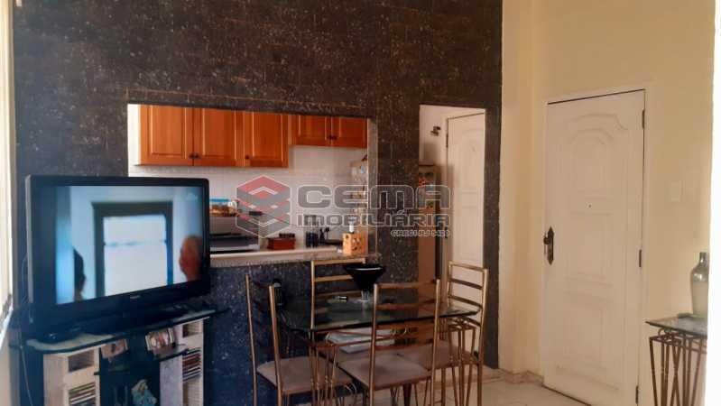 sala - Apartamento 1 quarto à venda Flamengo, Zona Sul RJ - R$ 435.000 - LAAP10473 - 1