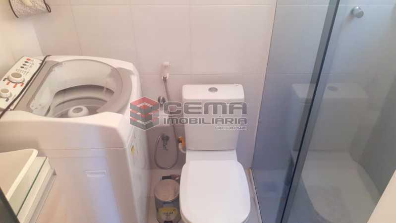 banheiro - Apartamento 1 quarto à venda Flamengo, Zona Sul RJ - R$ 435.000 - LAAP10473 - 13